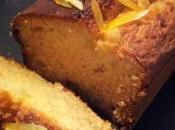 Cake vanille écorces d'orange confites