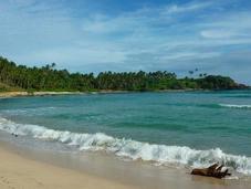 Envie sable fin, d'eau turquoise chaude