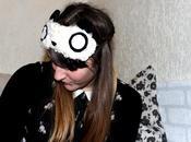 Masque Panda pour dormir