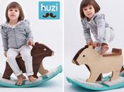 huzi pizzly bear rocking chair