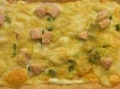 "Pizza ""Tartiflette"""