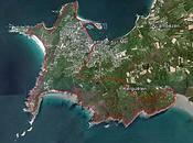 Presqu'île Crozon, tour Camaret