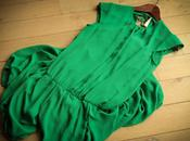 Pourquoi robe verte