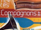 """Exposition """"Les bonnes notes Compagnons Tour France"""" Toulouse (31), jusqu'au juillet 2013"""