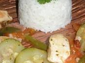 Blancs poulet légumes, recette trop bonne doudou chéri...