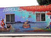 Graffiti peint Mexico