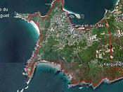 Presqu'île Crozon, Tour Camaret Rigonou