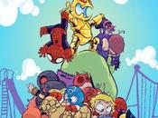 Marvel Baby Heroes Skottie Young