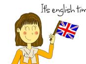It's ENGLISH time!!