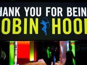 Justin Timberlake Jessica Biel maîtres cérémonie gala Robin Hood