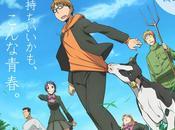 L'anime Silver Spoon, Visual