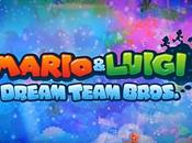Date trailer pour Mario Luigi Dream Team Bros.