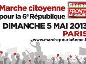 Appel quartiers populaires pour Sixième République