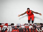 Nate Robinson présente collection Jordan
