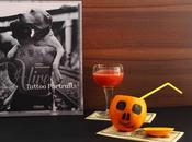 Tattoo Portraits Smoothie fraise-orange sanguine