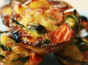 Mini omelettes petits légumes {Ronde interblog}