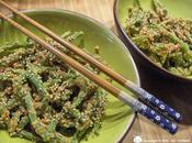 Haricots verts Miso blanc Sésame (Ingen goma-miso