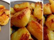 Pommes terre rôties façon Pascale Weeks