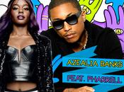Azealia Banks fait équipe avec Pharrell pour prochain single 'ATM