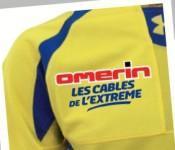 Omerin renouvelle partenariat jusqu'en 2016