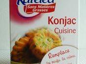 """""""yaourts-crèmes"""" maison diététiques chocolat avec Konjac cuisine (sans sucre)"""