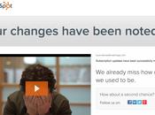 Optimisez votre page désinscription newsletter