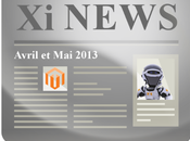 News Avril/Mai 2013