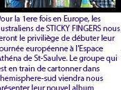 Sticky Fingers Juin 2013