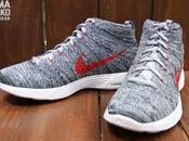 Nike lunar chukka flyknit wolf grey