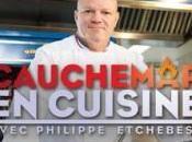 Cauchemar Cuisine Philippe Etchebest fête mères façon