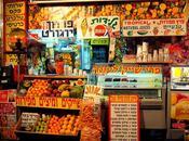 Manger avec habitants Aviv