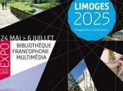 Limoges 2025 d'en haut grande vitesse
