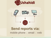 Ushahidi: cartographie zones crise
