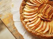 Délicieuse tarte pommes...