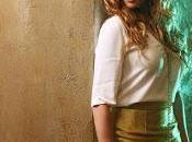 Arrow Aperçu photoshoot saison avec Katie Cassidy Emily Bett Rickards