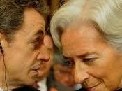 Christine Lagarde rédigé lettre totale soumission Nicolas Sarkozy