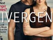 Premières images making film Divergent dans