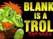 Blanka (Street Fighter) fait bêtises