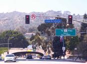 Road trip Angeles environs jour