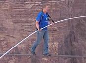Wallenda traverse Grand Canyon