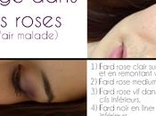 Tutoriel maquillage dans tons roses (sans avoir l'air d'un lapin albinos)