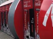 Paris machine bonheur Coca Cola