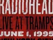 Radiohead Live Tramps, York City