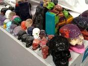 série d'objets résine fait avec restes… pour ceux celles veulent!