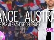 Foot Féminin match préparation France Australie direct