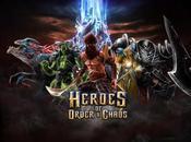 Heroes Order Chaos iPhone, gratuit tout mois juillet...