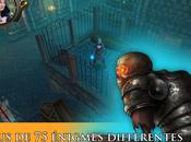 Dungeon Legends nouveau genre puzzle game d'action d'aventure pour iphone, ipad, android