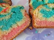 Cake yaourt) Tricolore