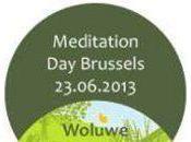 """faites-vous dimanche juin Bruxelles méditation. """"Meditation Park"""""""