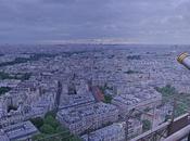 Google Visite tour Eiffel Maps pour iPad…